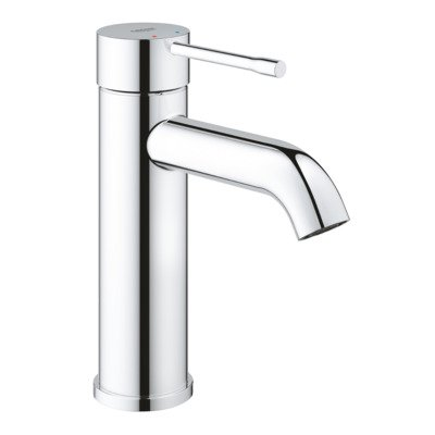 Grohe Essence New 1 gats wastafelkraan S Size chroom