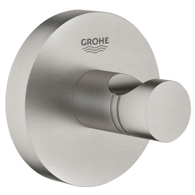 Grohe Essentials haak supersteel