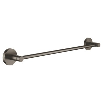 Grohe Essentials handdoekhouder 45cm brushed hard graphite