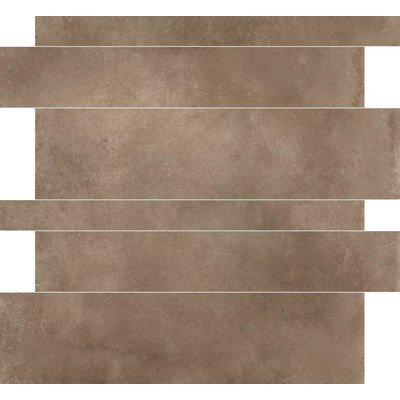 Herberia Timeless Frise marron 5/10/15x60cm taupe