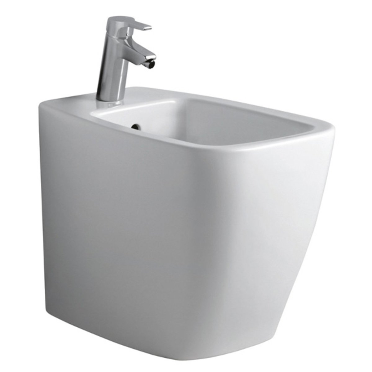 Ideal standard ventuno staand bidet wit t515001 for Ideal standard liuto bidet