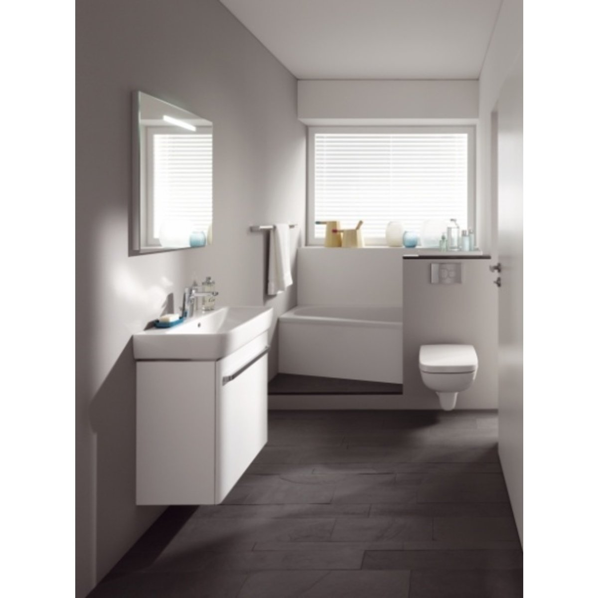 sphinx serie 320xs meuble lavabo blanc s8m13057000. Black Bedroom Furniture Sets. Home Design Ideas