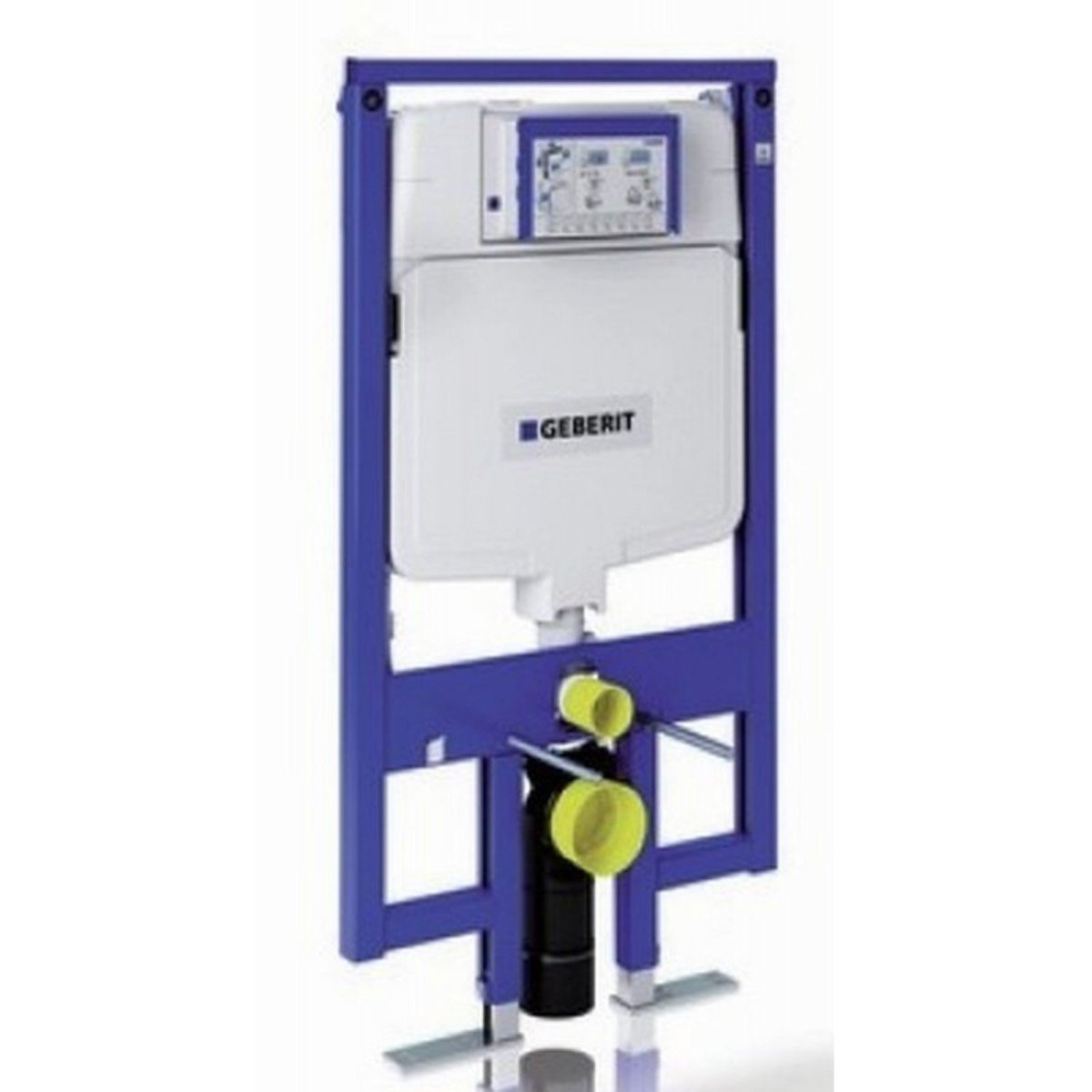 Geberit duofix sigma ruimtewinnend wc element for Geberit products