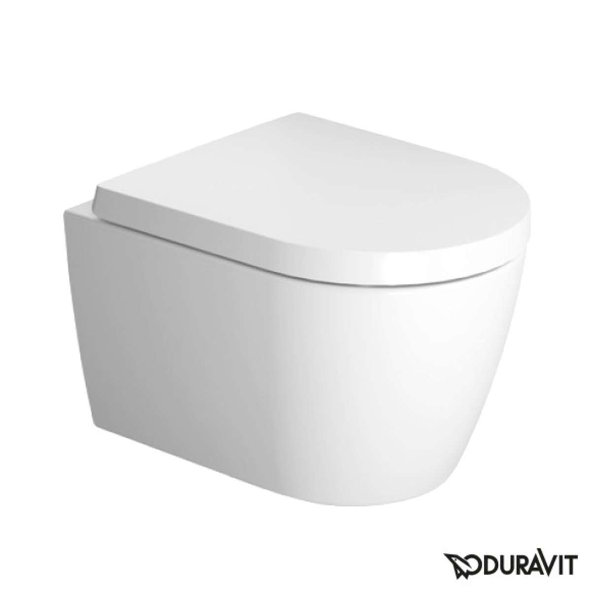 duravit starck me wc suspendu fond creux blanc compact. Black Bedroom Furniture Sets. Home Design Ideas