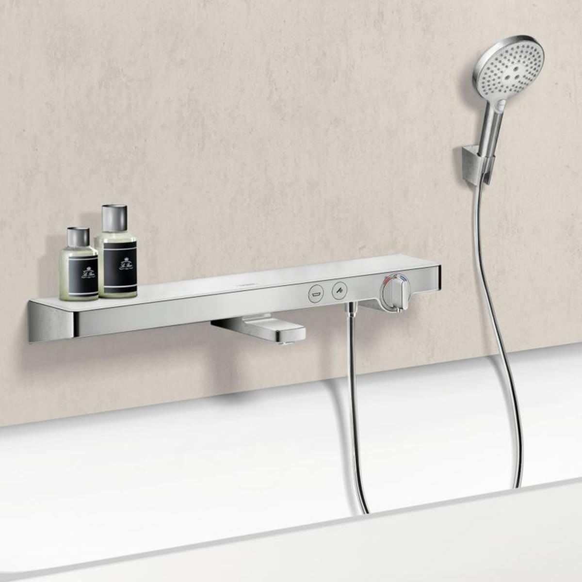 hansgrohe showertablet select opbouw badkraan. Black Bedroom Furniture Sets. Home Design Ideas