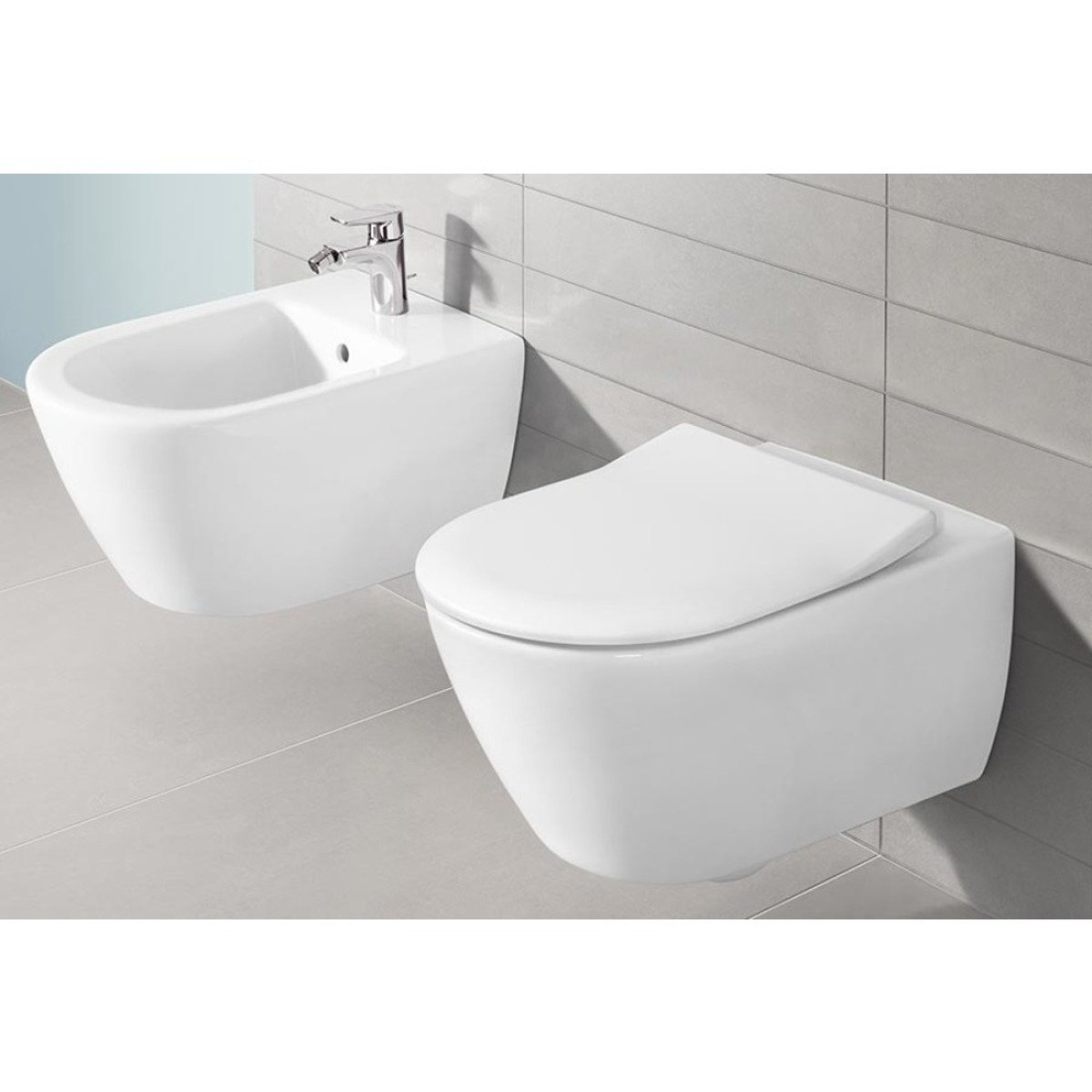 villeroy en boch subway 2 0 directflush toiletset met. Black Bedroom Furniture Sets. Home Design Ideas