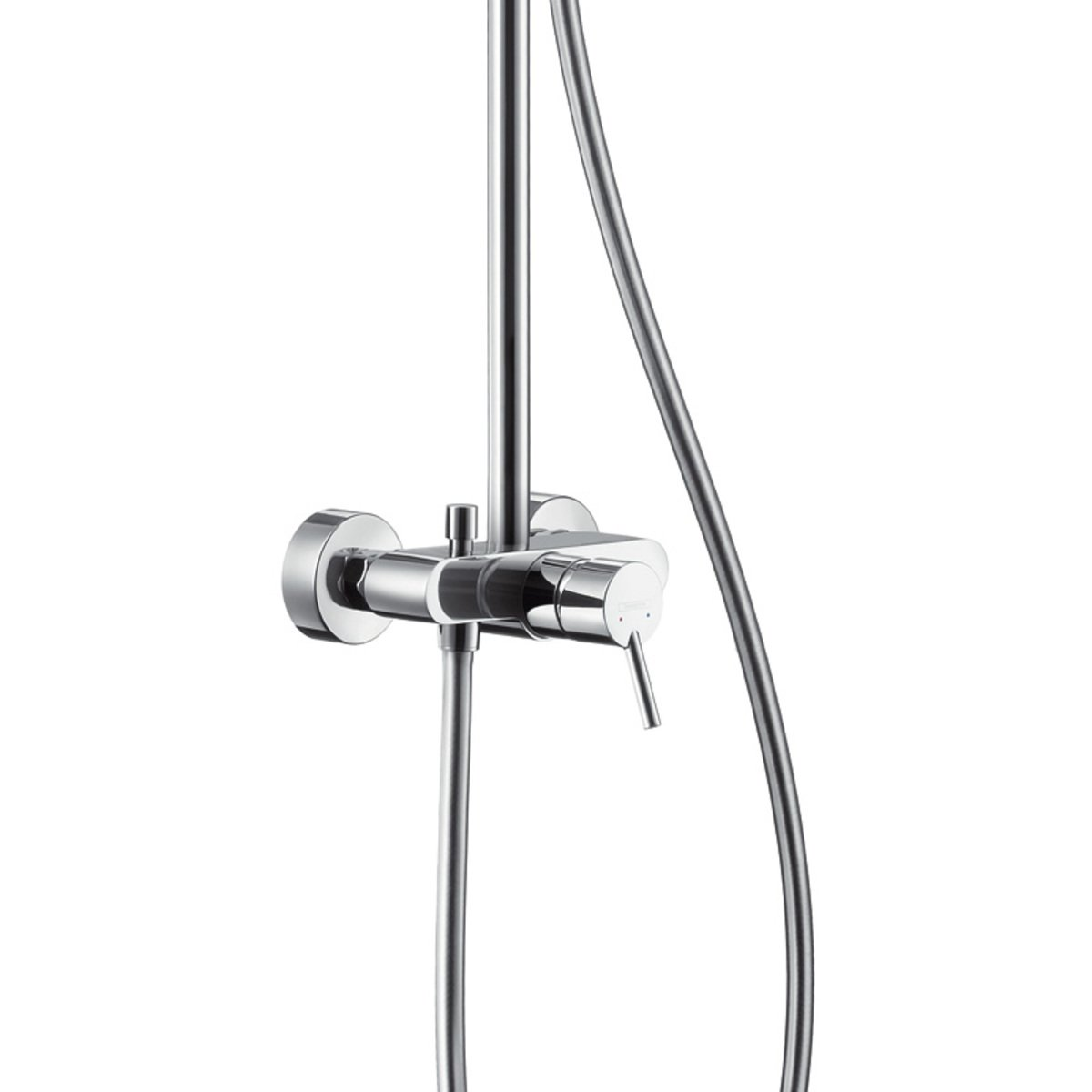 hansgrohe raindance croma 160 showerpipe met. Black Bedroom Furniture Sets. Home Design Ideas