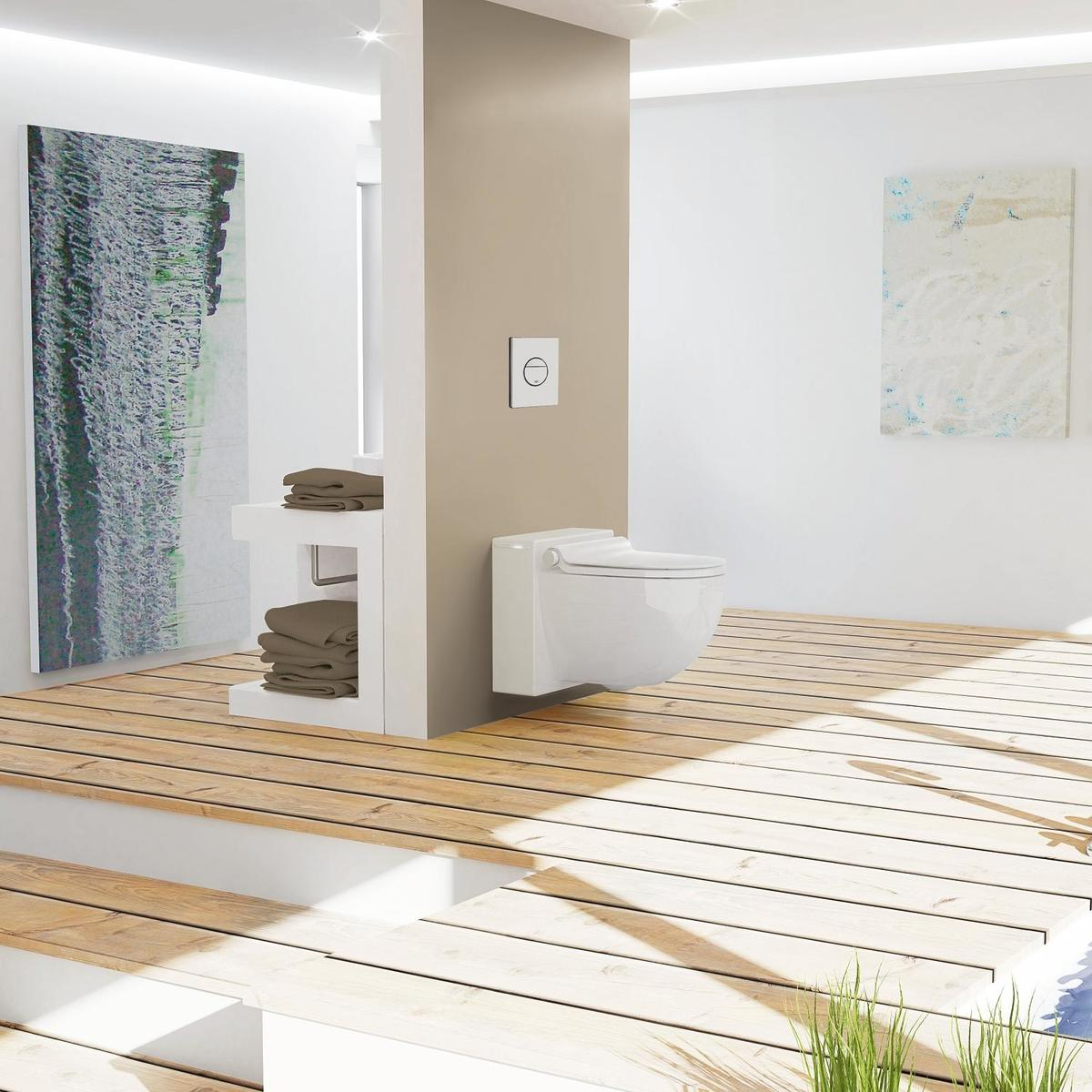 abattant wc grohe