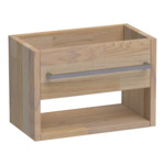 Saniclass Small Fonteinkast 39.5x27.5x21.5cm grey oak sw4114