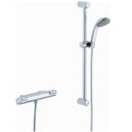 Grohe Grohtherm 1000 Comfortset HOH 12cm 34153001