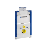 Geberit Duofix wc element H82 inclusief reservoir UP200 inclusief planchet of frontbediening