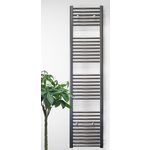 Throne Bathrooms Exclusive Line DR handdoekradiator 40x170cm 835 watt antraciet glans