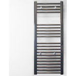 Throne Bathrooms Exclusive Line DR designradiator 60x118cm 810 watt antraciet glans