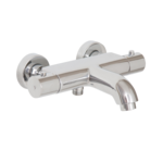 saniclass brauer stuttgart 5502 mitigeur de bain thermostatique chrome