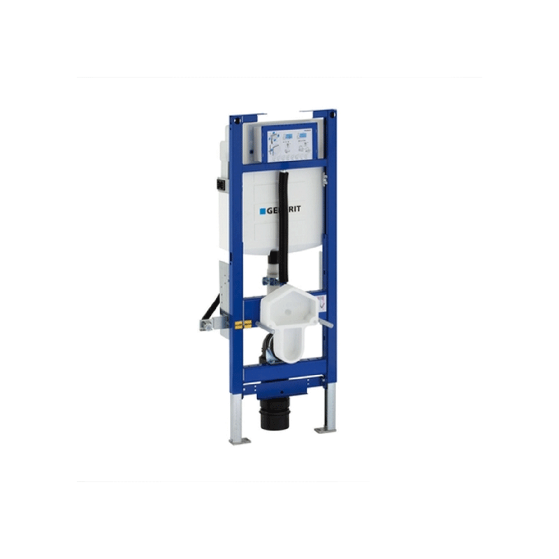 Geberit Duofix wc element H112 inclusief reservoir UP320 hoogte variabel