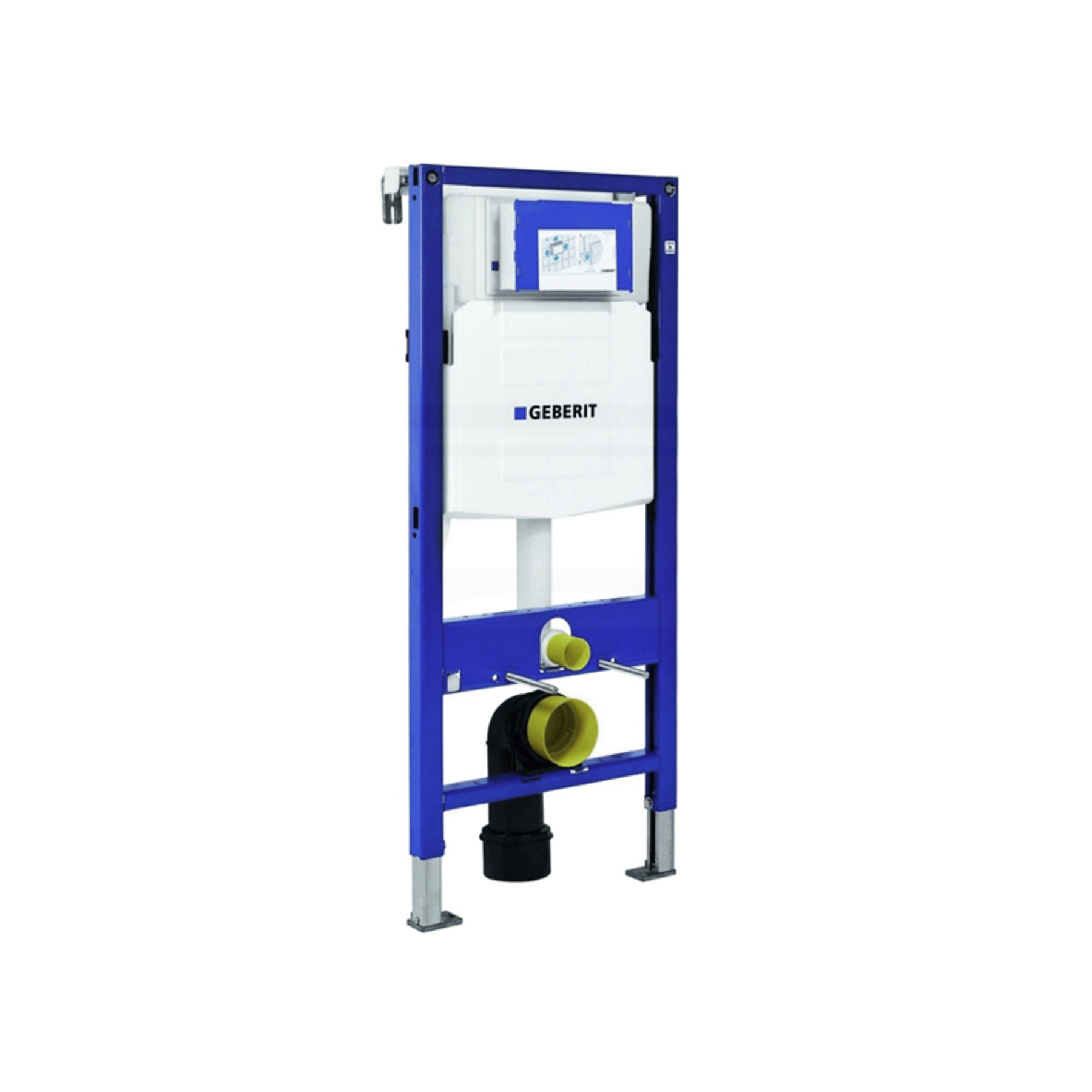 Geberit Duofix WC element met reservoir UP320 112cm hoog