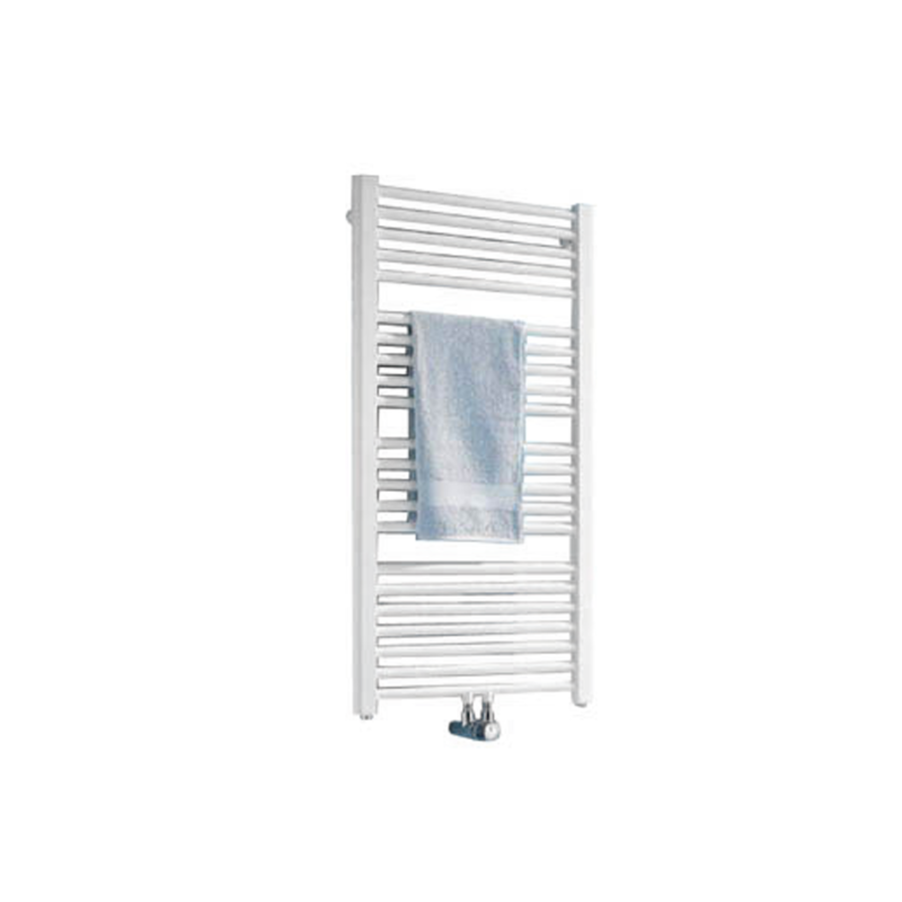 Kermi Basic 50 designradiator horizontaal 1770x599mm 1022 watt wit