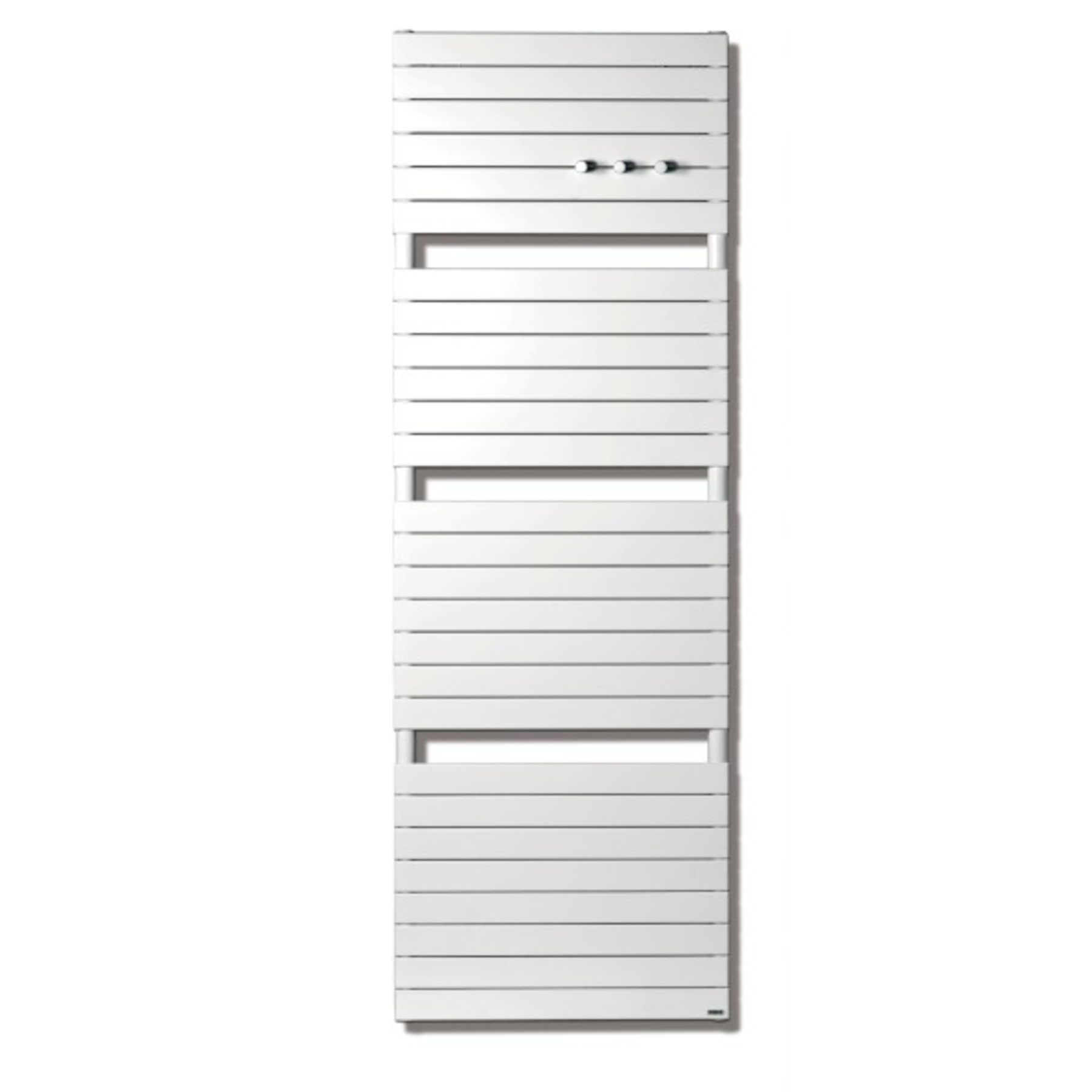 Vasco Aster HF designradiator horizontaal 600x1150mm 652 watt warmgrijs (N506)