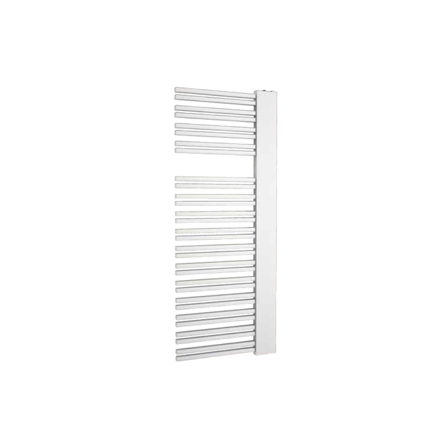 Plieger Frente Sinistra Designradiator horizontaal links 1210x600mm 690W black graphite
