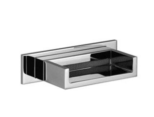 Dornbracht Balance Modules WaterFall baduitloop voor wand 1/2 x12cm chroom 0470481
