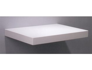 Giquadro Table plateau 60 white quartz TOONZAALMODEL SHOW5416