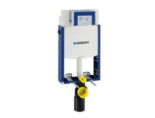Geberit Kombifix wc element H108 inclusief reservoir UP320 90 110mm 0700137