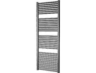 Plieger Palermo designradiator 1702X600mm 921 watt antraciet metallic OUTLET OUT5838