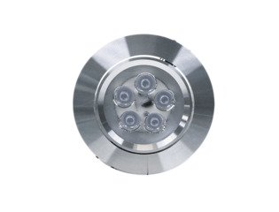 Saniclass Lumier inbouw LED spot 5 watt wit (diepte x diameter) 6.9x11cm SW8221
