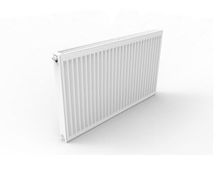 Stelrad Novello M Eco Ventielradiator type 11 500X600mm 500 watt midden rechts OUTLET OUT5203