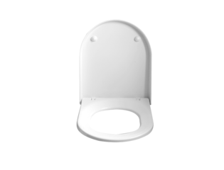 Throne Bathrooms Sanidusa Compact Lunette cuvette amortisseur et déclipsable Blanc Fin de Série OUT4711