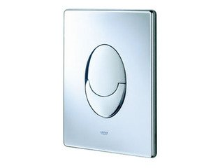 Grohe Skate Air Plaque de commande verticale chrome 0729120