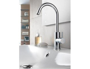 Hotbath Laddy Mitigeur de lavabo 004 S Chrome SW12341