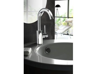 Hotbath Buddy Mitigeur lavabo 1 trou 004 S chrome SW11343