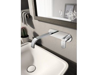 Hotbath Friendo mitigeur lavabo encastrable F006C chrome SW12072