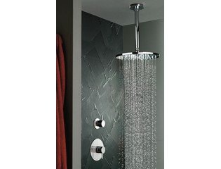 Hotbath Mate Douche de tête 20cm M100 chrome SW12524