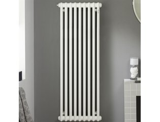 Zehnder Charleston ledenradiator 1500x736mm 2889W wit OUTLET OUT5632