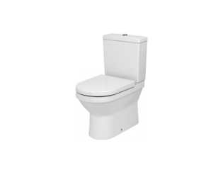 Plieger Compact WC pack universeel met closetzitting wit