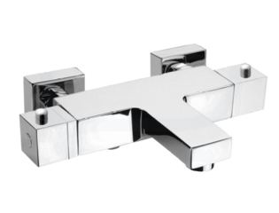 Saniclass Brauer Nurnberg 5602 Mitigeur de bain thermostatique chrome