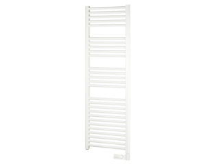 Sanivesk Taberna 4E electrisch design radiator 138x48cm 700watt wit OUTLET