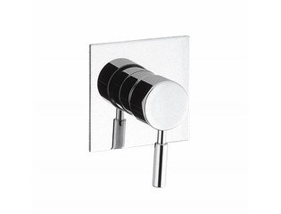 Crosswater Design Mitigeur douche encastrable manuel chrome SW24371
