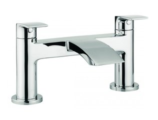 Adora Flow Robinet de bain chrome