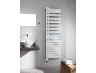 Zehnder Roda designradiator rechts 1771x550mm 572W wit OUTLET OUT6289