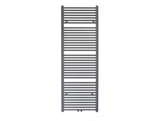 Throne Bathrooms Polo Radiateur design 170x60cm connexion centrale 1135 Watt graphite mat