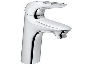 Grohe Eurostyle New 1 gats wastafelkraan M size chroom OUTLET