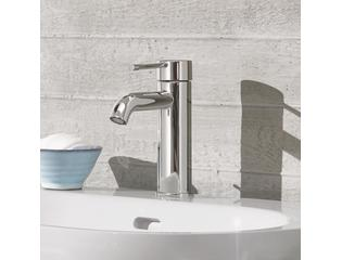 Grohe Essence New 1 gats wastafelkraan S Size met waste chroom SW28927