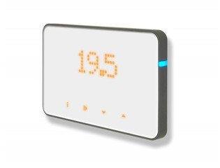 ThermoSmart Advanced Thermostat intelligent avec WiFi blanc