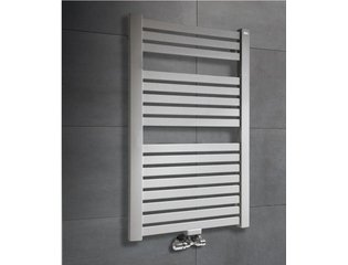 Throne Bathrooms Base Designradiator 121x57cm ADDR midden 120/55 STA Grafit grey matt 717 watt SW8726