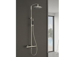 Hotbath Cobber regendoucheset chroom OUTLET OUT6200