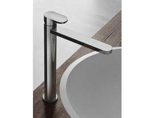 Hotbath Friendo Robinet lavabo rehaussé chrome SW74070