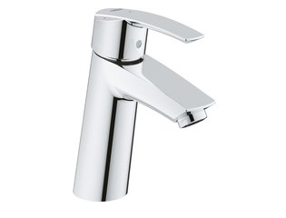 Grohe Start wastafelkraan M-size met waste chroom SW96618